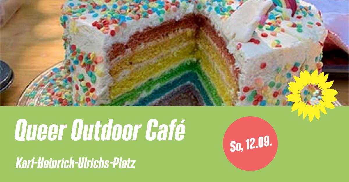 Queer Outdoor Cafe 2021